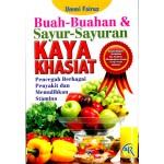 BUAH-BUAHAN & SAYUR-SAYURAN KAYA KHASIAT