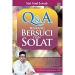 Q&A TENTANG BERSUCI DAN SOLAT