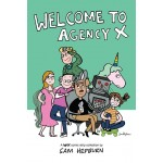 WELCOME TO AGENCY X