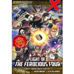 X-VENTURE GAA 27: FLIGHT OF THE FEROCIOUS FOUR