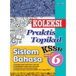 Tahun 6 Koleksi Praktis Topikal Sistem Bahasa
