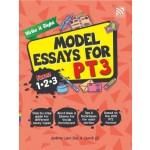 WRITE IT RIGHT! MODEL ESSAYS FOR PT3