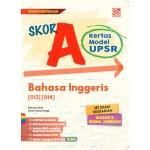 UPSR Skor A Kertas Model English