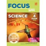 TINGKATAN 4 FOCUS KSSM SCIENCE