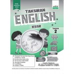 Tahun 2 Taksiran English