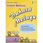 Tahun 4 Nota & Latihan Sistem Bahasa Bahasa Melayu