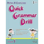 Tahun 1 Notes & Exercises Quick Grammar Drill English