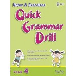 Tahun 4 Notes & Exercises Quick Grammar Drill English