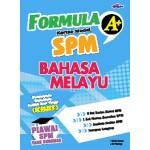 FORMULA A+ MODEL TEST PAPER SPM BAHASA MELAYU