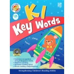 K1 BRIGHT KIDS BOOKS - KEY WORDS