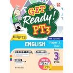 TINGKATAN 3 GET READY! PT3 ENGLISH(PAPER 2)