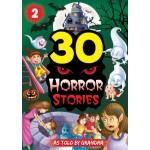 30 Horror Stories Book 2