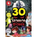 30 Horror Stories Book 4