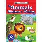 MY ANIMALS STICKERS & WRITING BOOK