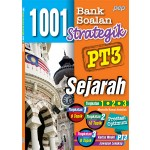 1001 BANK SOALAN STRATEGIK PT3 SEJARAH