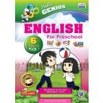 PRAKTIS GENIUS ENGLISH (CEFR) BUKU 1(6 TAHUN)