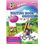 PRAKTIS GENIUS WRITING BOOK(4&5 TAHUN)