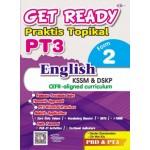 TINGKATAN 2 GET READY PRAKTIS TOPIKAL PT3 ENGLISH
