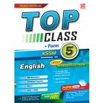 TINGKATAN 5 TOP CLASS ENGLISH