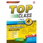 TINGKATAN 4 TOP CLASS MATHEMATICS