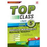 TINGKATAN 5 TOP CLASS ADDITIONAL  MATHEMATICS