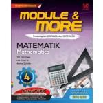 TINGKATAN 4 MODULE & MORE MATEMATIK