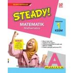 TINGKATAN 1 STEADY! MATEMATIK BUKU A