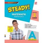 TINGKATAN 3 STEADY! MATEMATIK BUKU A