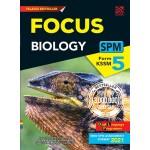 TINGKATAN 5 FOCUS KSSM BIOLOGY
