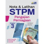 Semester 3 Nota & Latihan STPM Pengajian Perniagaan
