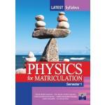 Semester 1 Physics for Matriculation