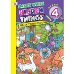 Smart Whizz Hidden Things (Objek Terselindung) - Book 4
