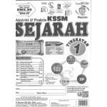 TINGKATAN 1 AKTIVITI & PRAKTIS KSSM SEJARAH