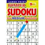 BUMPER SUDOKU - MEDIUM