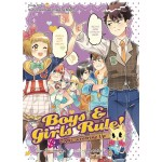 CANDY SERIES 18: BOYS & GIRLS RULES!: GROWING UP
