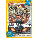 X-VENTURE ERA JELAJAH ULUNG 06: RAKSASA PRIMAT