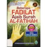 BEBERAPA FADILAT AJAIB SURAH ALFATIHAH
