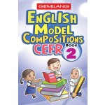Primary 2 English Model Compositions CEFR (Book 2)