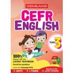 Tahun 3 Gemilang CEFR English