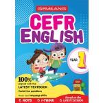 Tahun 1 Gemilang CEFR English