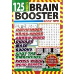 125 PUZZLES-BRAIN BOOSTER BOOK 2