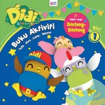 DIDI & FRIENDS - BUKU ACTIVITY SIRI 1