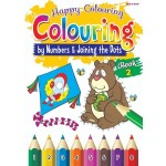 COLOUR BY NUMBER & JOINING THE DOTS BOOK 2