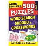 500 PUZZLES BOOK 1
