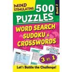 500 PUZZLES BOOK 2