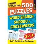 500 PUZZLES BOOK 3