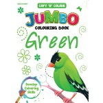 COPY 'N' COLOUR JUMBO COL BK-GREEN