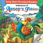 COLLECTIONS OF AESOP'S FABLES 6 IN 1 - RED