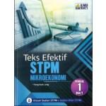 TEKS EFEKTIF STPM MIKRO EKONOMI PENGGAL 1