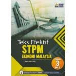 TEKS EFEKTIF STPM EKONOMI MALAYSIA PENGGAL 3